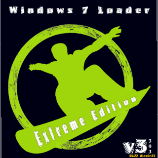 WINDOWS 7 LOADER EXTREME EDITION 3503 STABILE