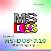 MS-DOS 7.10