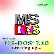 MS-DOS 7.10