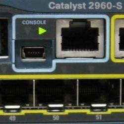 Cisco console driver