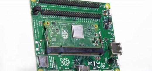 Новый Raspberry Pi CM 3+ в продаже от $25