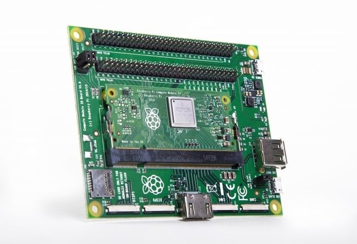 Новый Raspberry Pi CM 3+ в продаже от