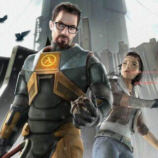Игроки в Half-Life 2 побили 9-летний рекорд