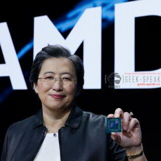 Глава AMD Лиза Су стала одним из советников президента США