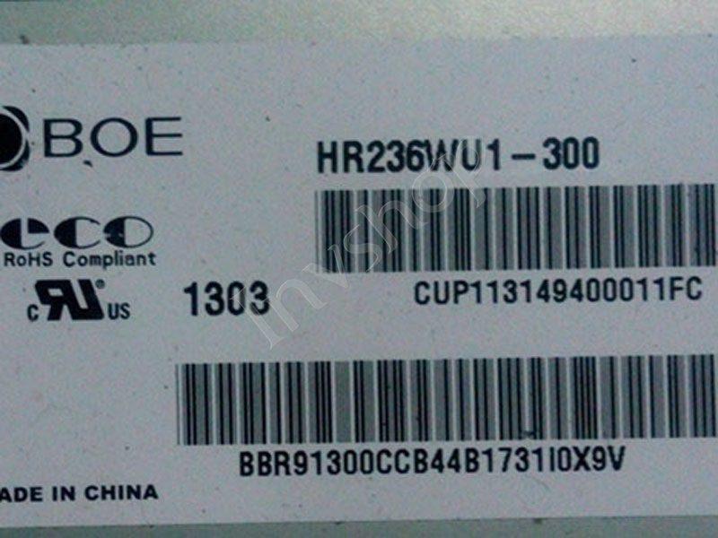 Прошивка матрицы HR236WU1-300 инверсия видео сигнала