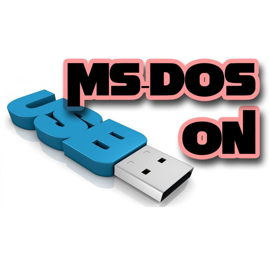 Набор утилит для создания загрузочного USB-DOS